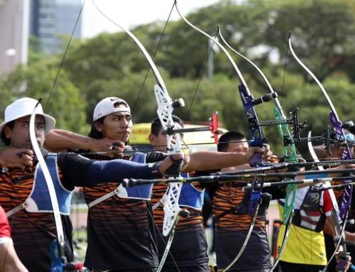 Atlet Memanah Negara Merasai Debaran Kejohanan Semula