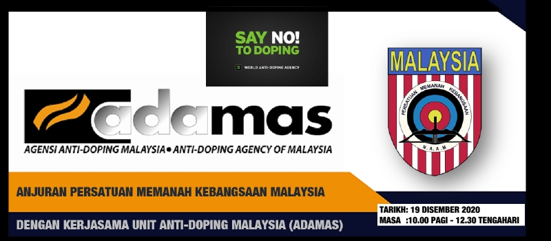 adamas and naam anti doping webinar