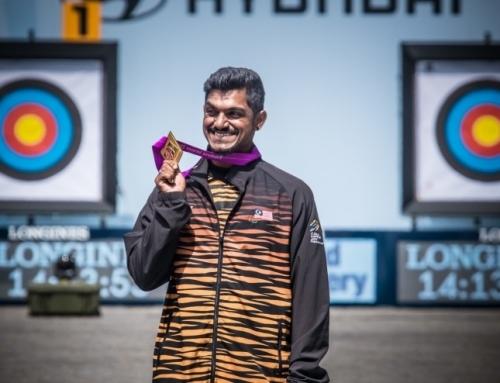 Liku Perjalanan Pemanah Paralimpik Negara S. Suresh ke Tokyo 2020