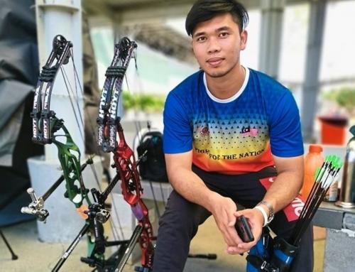 BERNAMA: Wiro Intai Pingat di Paralimpik Tokyo